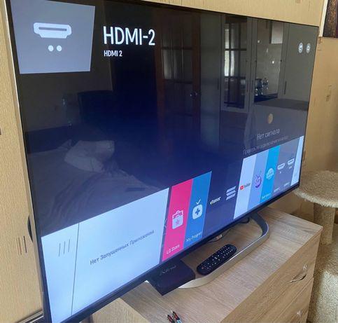 Продам телевизор LG 49UB850V UHD 4K. В идеальном сост.