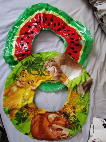 Детский надувной круг 2 шт