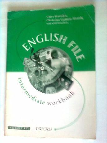 English file intermediate workbook- C. Oxenden