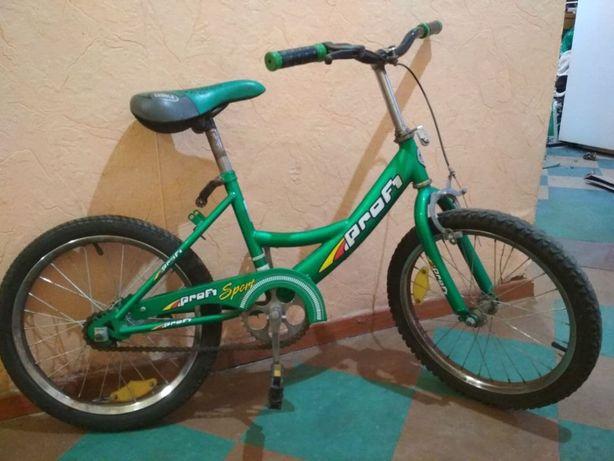 Детский велосипед на 5-10 лет
