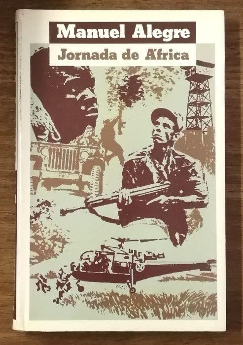 jornada de áfrica, manuel alegre, circulo de leitores Estrela - imagem 1