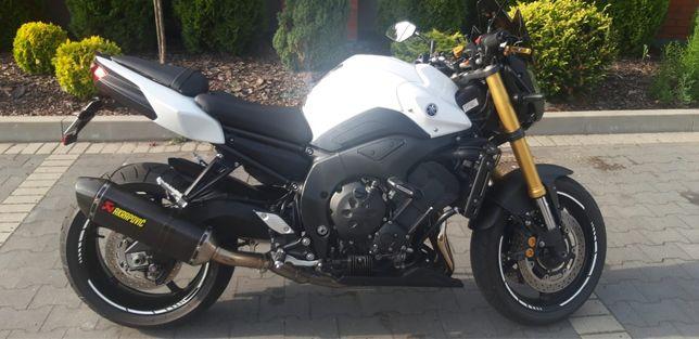 Motor Yamaha fz8,2013r.