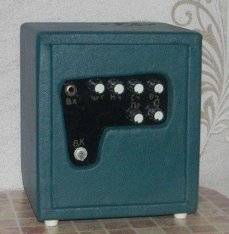 Гітарний ламповий підсилювач