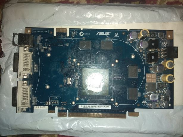 Asus GeForse EN 8600GTS Silent/HTDP/256M/A G84-403-A2
