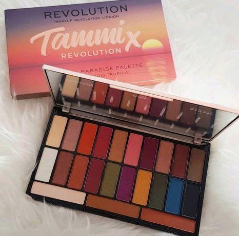 Makeup Revolution Tammi Tropical Paradise paleta cieni do powiek NOWA