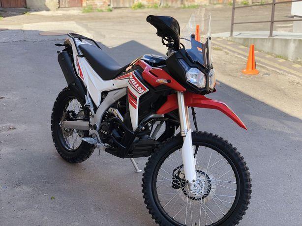 Мотоцикл LONCIN LX250GY-3G DS2 Новый