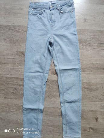 Spodnie skinny 38