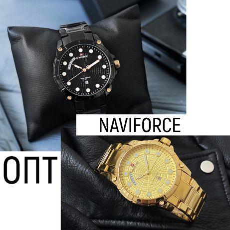 Топ продаж | NAVIFORCE | Наручные Часы | Только ОПТ