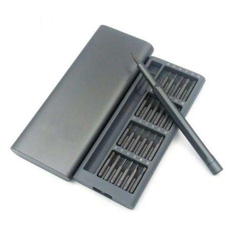 Chave de Parafusos 25 em 1 Precision Screwdriver Novas em caixa