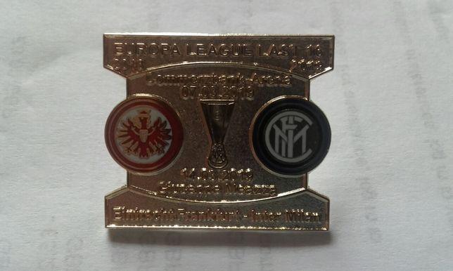 Odznaka Liga Europy Inter Eintracht