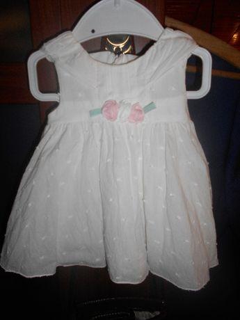 sukienka chrzest Mayoral
