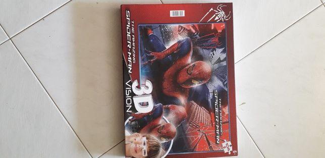 NOVO - Puzzle do Homem Aranha