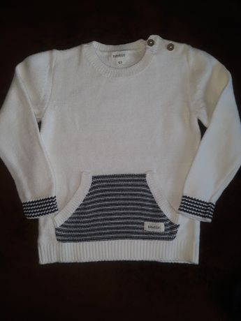 Sweterek newbie 92