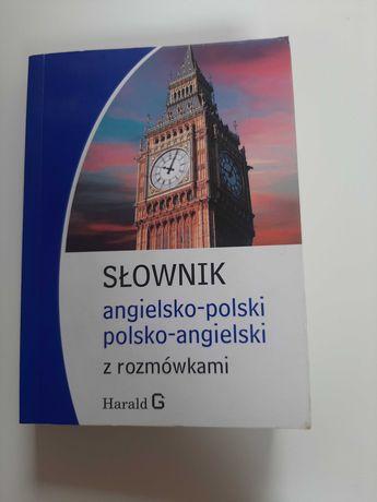 Słownik z rozmówkami ang-pol, pol-ang