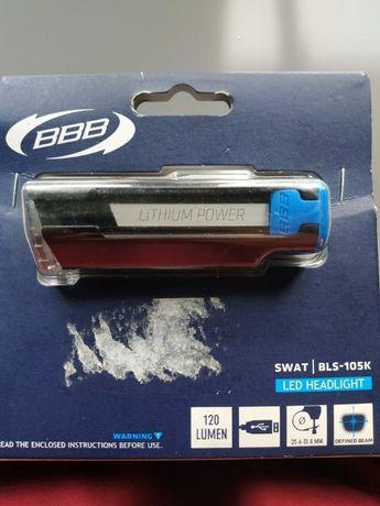 Lampka Rowerowa Przednia BBB BLS-105K