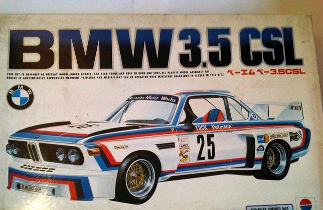 Kits Modelismo BMW, Wolf WR1 Ford, figuras- Tamiya/Nitto Nagaku