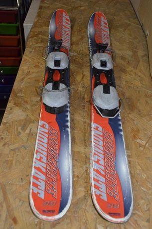 Narty zjazdowe Snowblade SNOWSKATE 99 cm