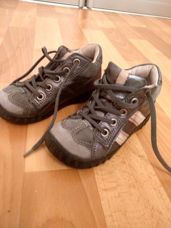 Ботинки вессна-осень екко 26р.
