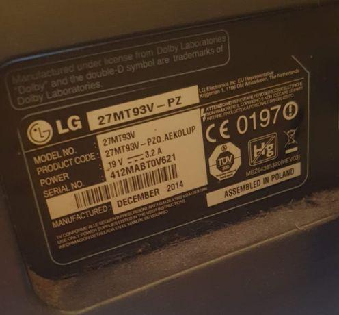 Monitor LG 27 cali Smart tv 1920 x 1080