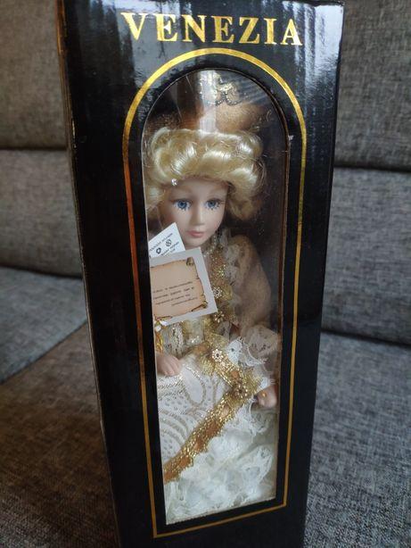 Oryginalna włoska lalka Venezia NOWA