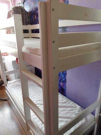 Łóżko piętrowe 170×70