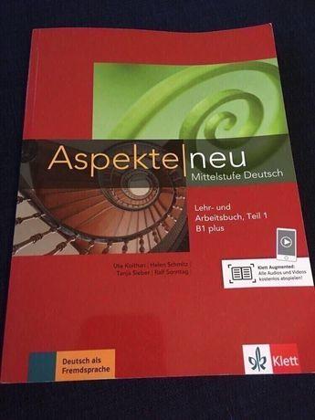 Німецька мова для всіх Aspekte neu B1 plus