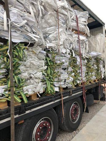 Big BAGI worki używane 95/95/105 cm na paszę zboża kukurydzę