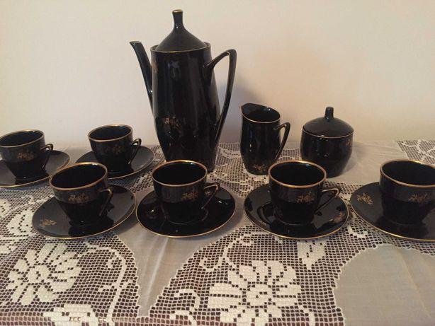 Serwis porcelanowy do espresso Opole , Tułowice, projekt L& K.Kowalscy