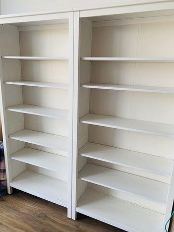 regał IKEA Hemnes biały