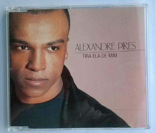 CD Alexandre Pires - Tira Ela de Mim (Single)