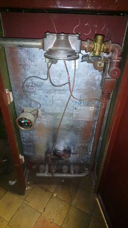 Котел газовый напольный