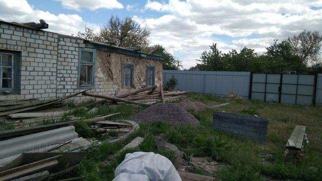 Дом, участок Черкассы, Вергуны, под застройку с коммуникациями.