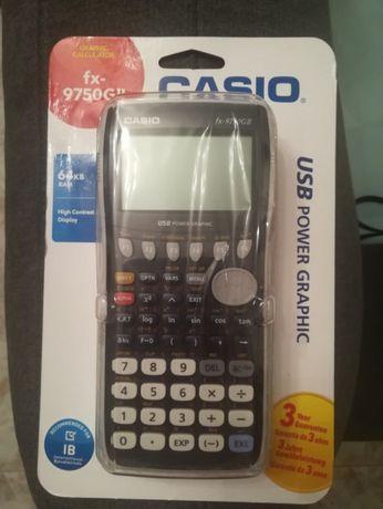 Calculadora Casio fx9750 gII