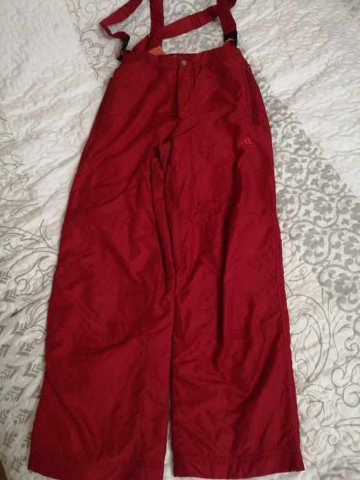 Утеплені штани на дівчинку Adidas Дрогобыч - изображение 1