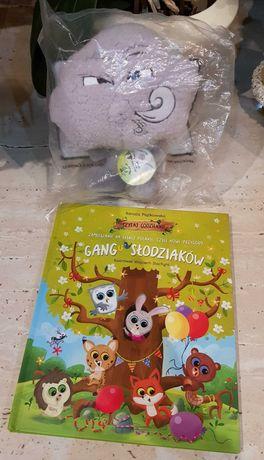 Smog Stefek Fajniaki Książka Gang Słodziaków Nowe
