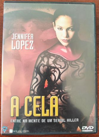 A Cela - The Cell - 2000 - DVD