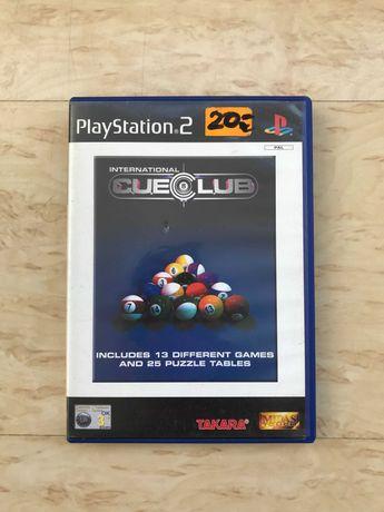 Gra Bilard - International Cue Club - PS2 Playstation 2