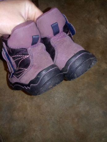 "Ботиночки термо"" Geox"" 25размер"