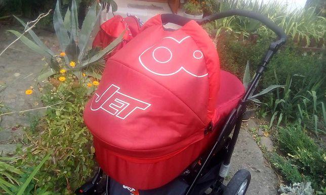 Wózek dziecinny 3 częściowy