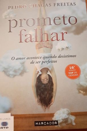 Prometo Falhar de Pedro Chagas Freitas
