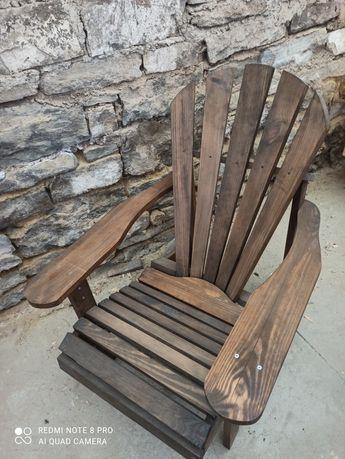 Крісло садове дерев'яне