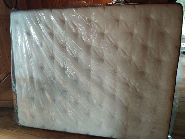 Sprzedam nowy materac kieszeniowy 160x200 Beliani JOY z lateksem