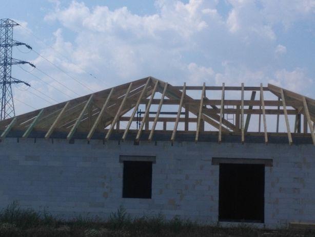 Kompleksowe Krycie Dachów - Usługi Dekarsko-Ciesielskie