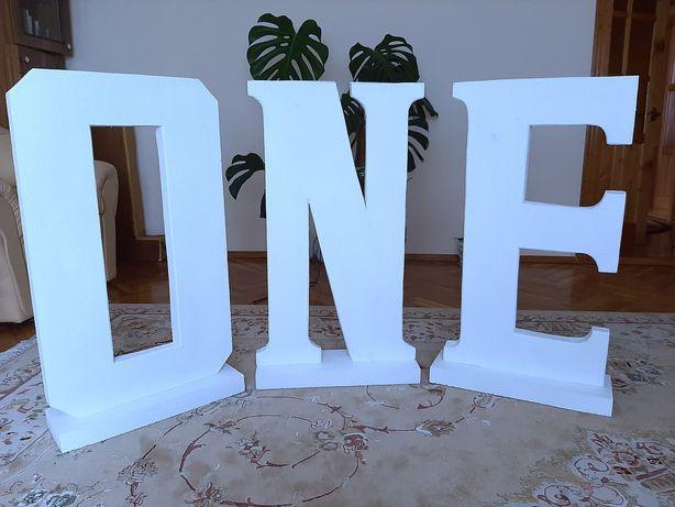 Букви one