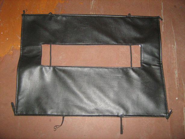 Утеплитель радиатора Заз 1102 Таврия (шитый) Материал кожзам и фальгир