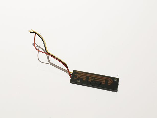 Led oświetlenie diody ramion przednich Dji Phantom 3 Advanced/Professi