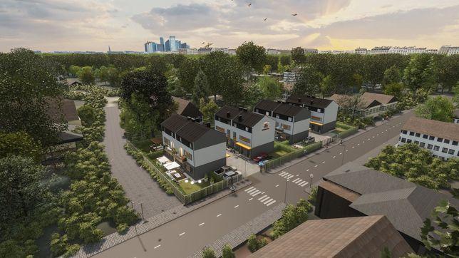 Ostatnie Mieszkanie Segment, 80m2 ogródek, 115 mkw, Marki