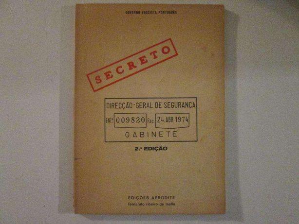 Secreto- Governo Fascista português