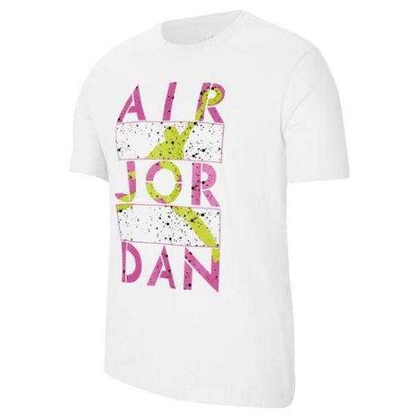 Koszulka Nike Air JORDAN JUMPMAN STENCIL CJ6308 Nowa Roz: S, M, L