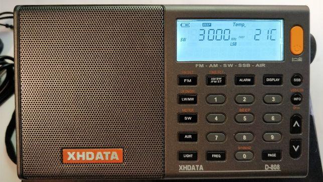 Радиоприёмник Xhdata D-808